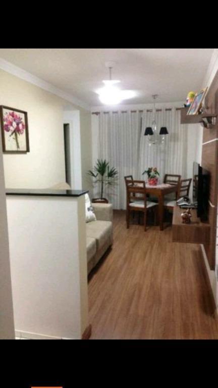 Apartamento residencial à venda, Residencial Águas de Lindói...