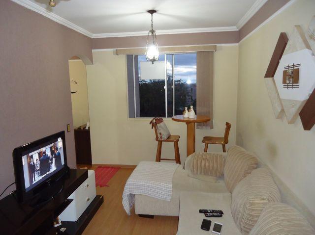 Apartamento residencial à venda, Conjunto Residencial Parque...