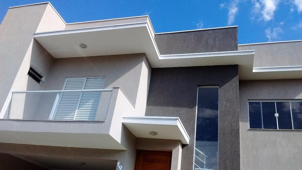 Sobrado residencial à venda, Agricola Santa Clara, Monte Mor...