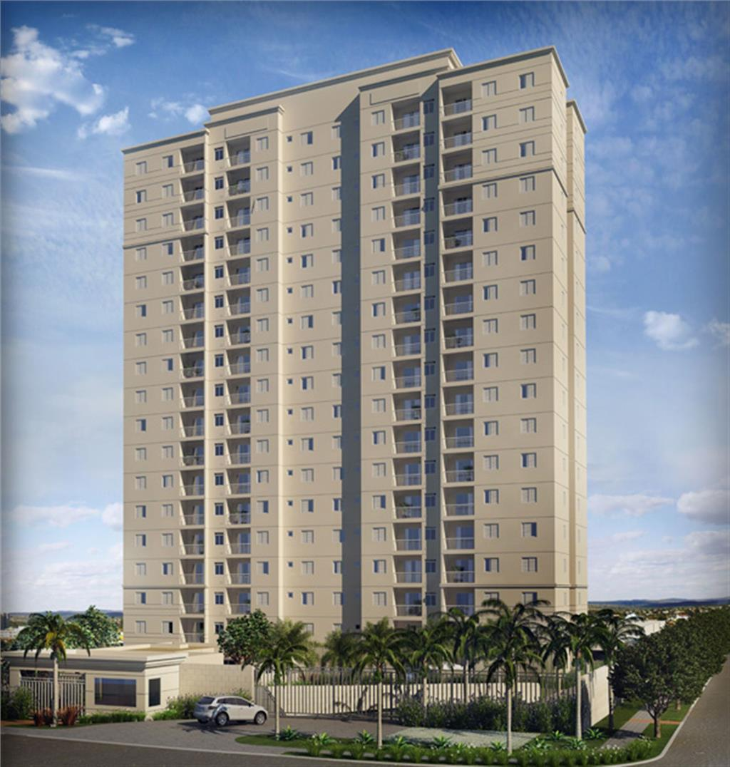 Apartamento  residencial à venda, Parque Industrial, Campina...