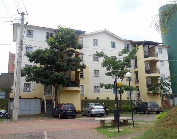 Apartamento residencial à venda, Jardim Cristina, Campinas.