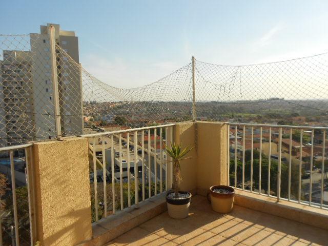 Apartamento Duplex residencial à venda, Vila Proost de Souza...