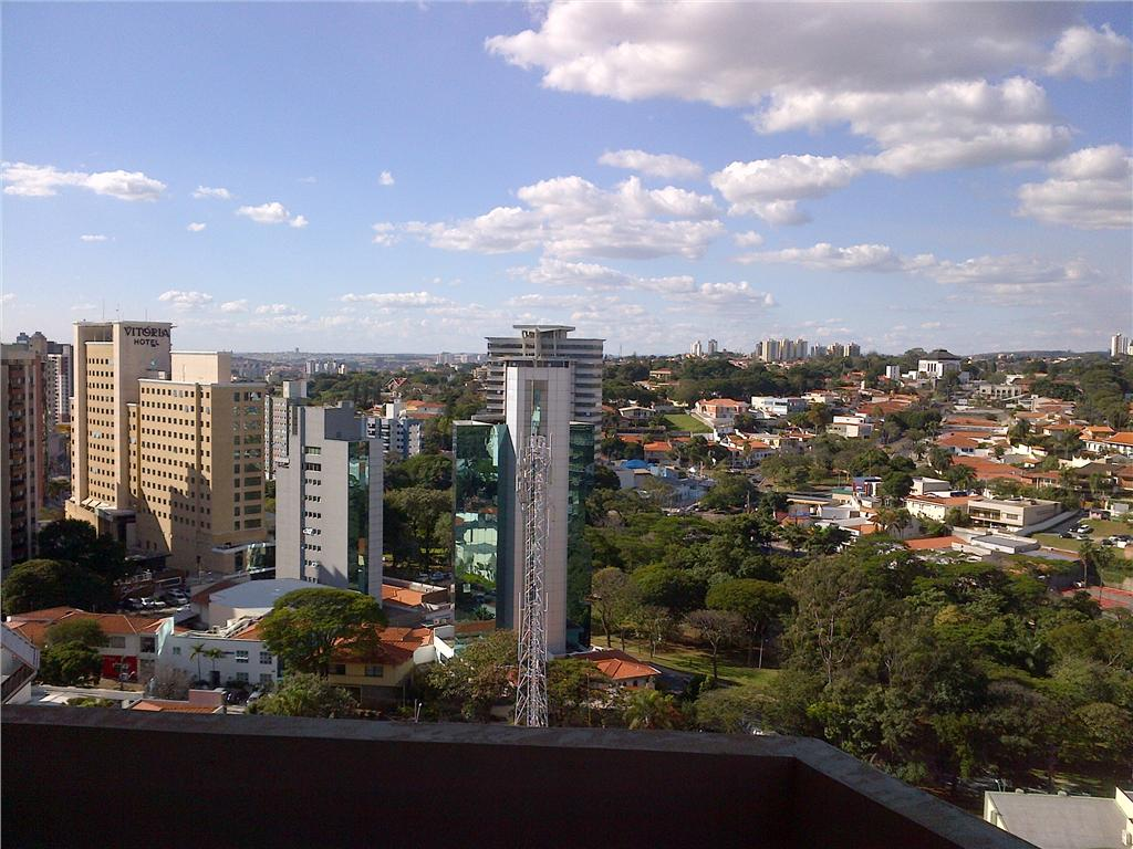 Apartamento  residencial para venda e locação, Cambuí, Campi...