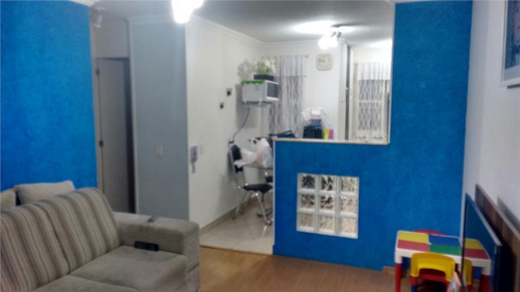Apartamento  residencial para venda e locação, Jardim Cristi...