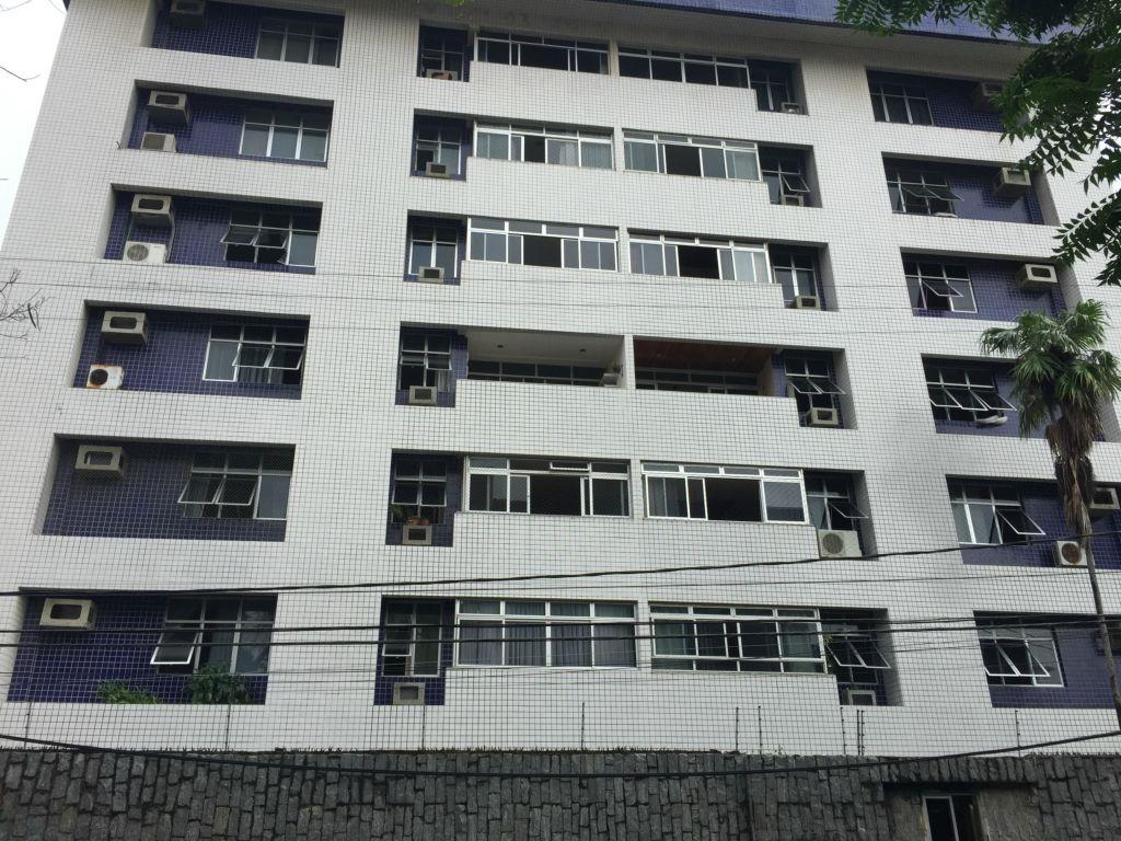 Apartamento residencial à venda, Cocó, Fortaleza.