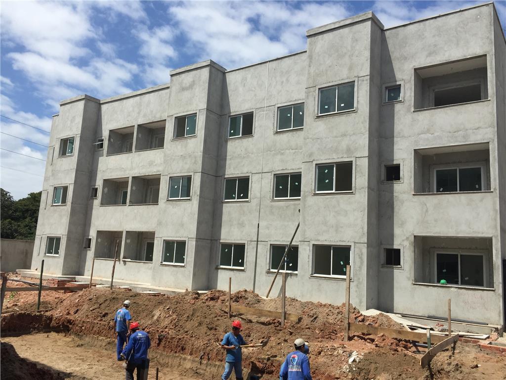Apartamento residencial à venda, Lagoinha, Eusébio.