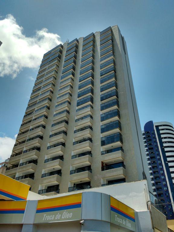 Flat residencial à venda, Meireles, Fortaleza.