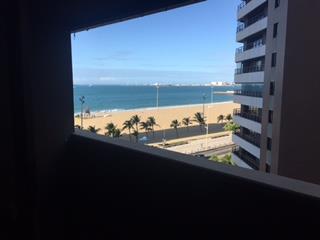 Apartamento residencial à venda, Praia de Iracema, Fortaleza...