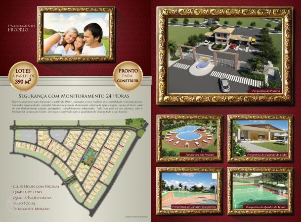 Terreno residencial à venda, City Barretos, Barretos.