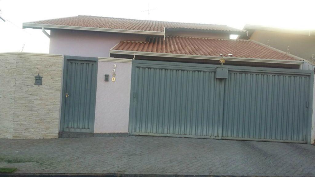 Casa residencial à venda, Ibirapuera, Barretos.