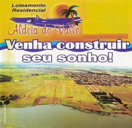 Terreno residencial à venda, Zona Rural, Planura.