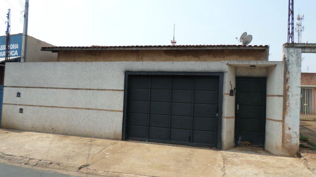 Casa residencial à venda, Bom Jesus, Barretos.