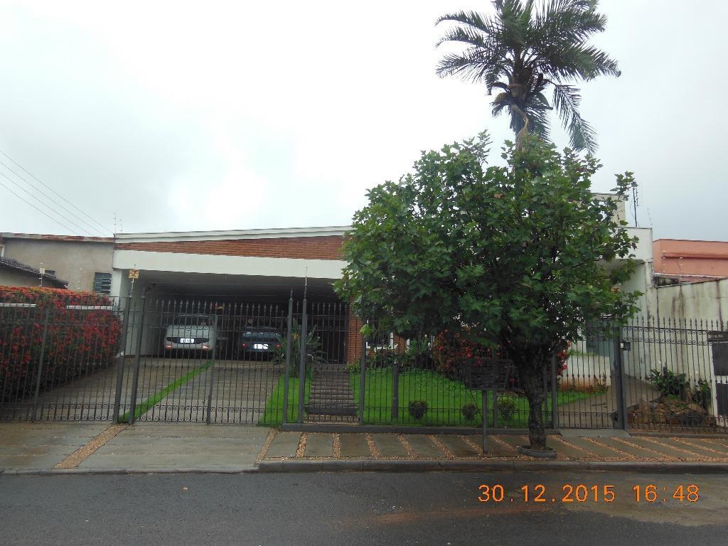 Casa residencial à venda, Baroni, Barretos.