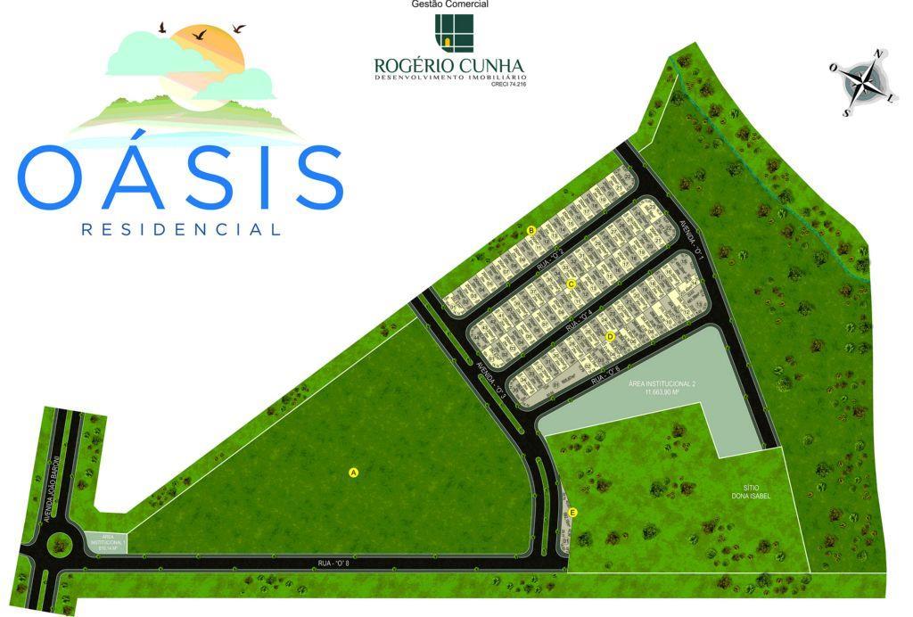 Terreno residencial à venda, Jardim Campo Redondo, Barretos.