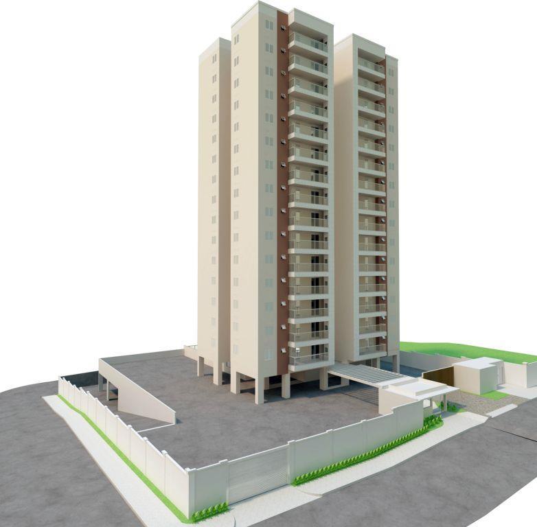 Apartamento residencial à venda, Exposição, Barretos.