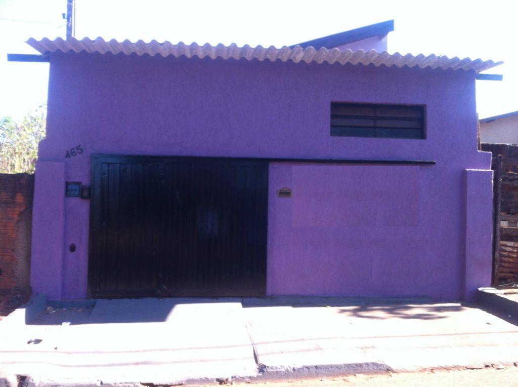 Casa residencial para venda e locação, Ibirapuera, Barretos.