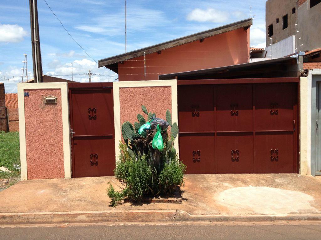 Casa residencial à venda, Doutor Paulo Prata, Barretos.