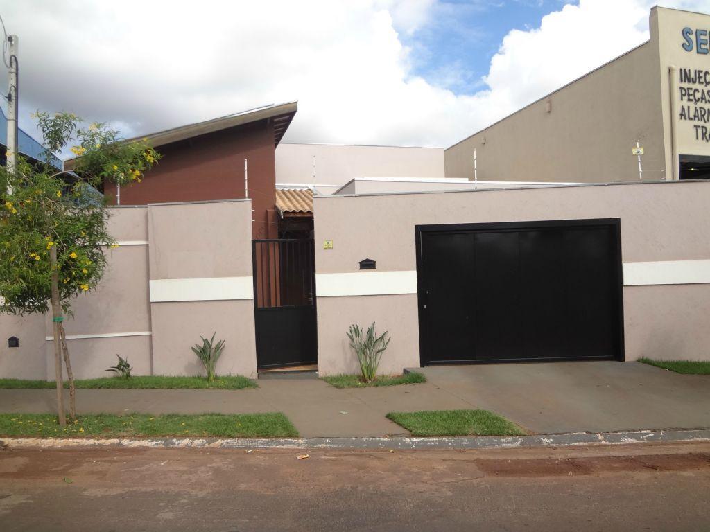 Casa residencial à venda, Jardim Allah, Barretos.