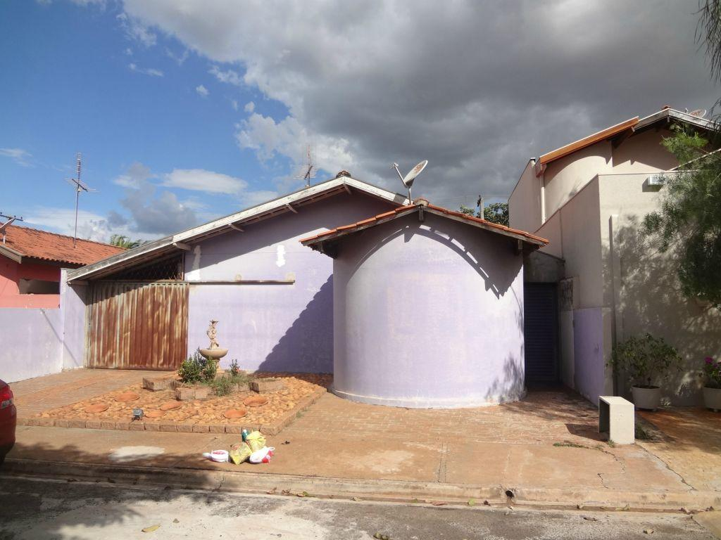 Casa residencial à venda, Cristiano de Carvalho, Barretos.