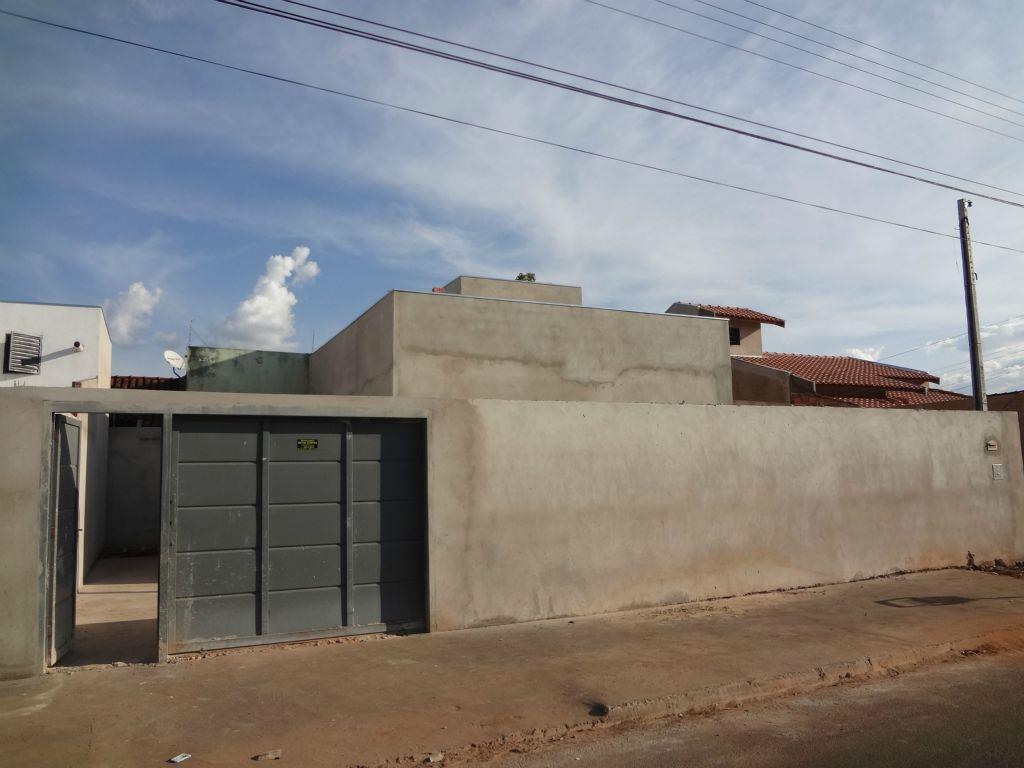 Casa residencial à venda, Dom João Bosco, Barretos.