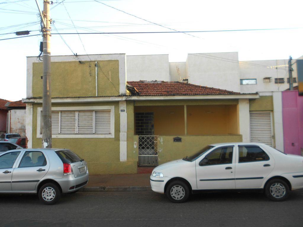 Casa residencial à venda, Centro, Barretos.