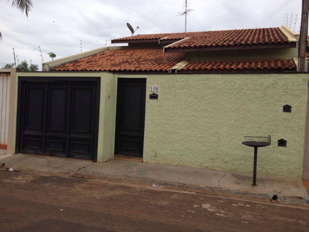 Casa residencial à venda, São José, Barretos.