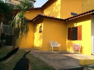 Casa residencial à venda, Parque Residencial Itaguaçu, Atiba...
