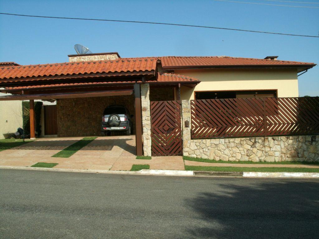 Casa residencial à venda, Condomínio Fechado, Atibaia - CA04...