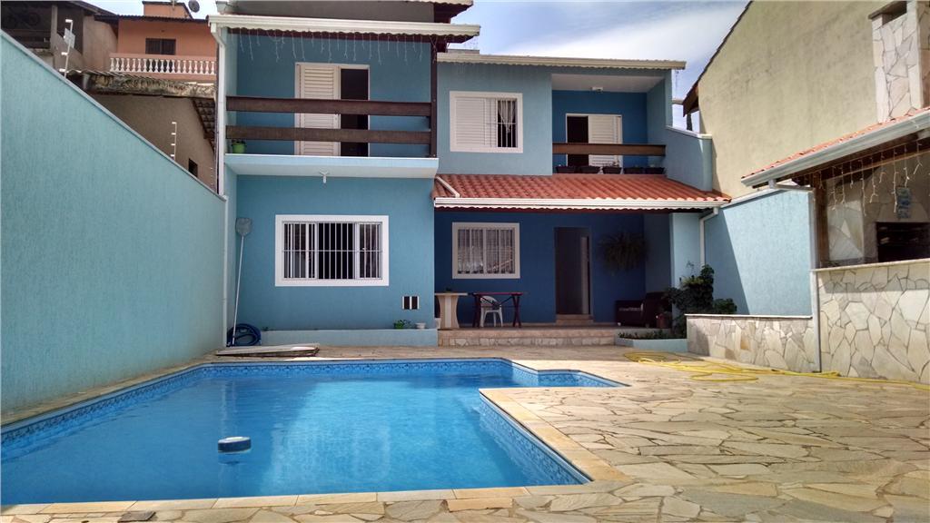 Casa residencial à venda, Recreio Maristela, Atibaia - CA039...