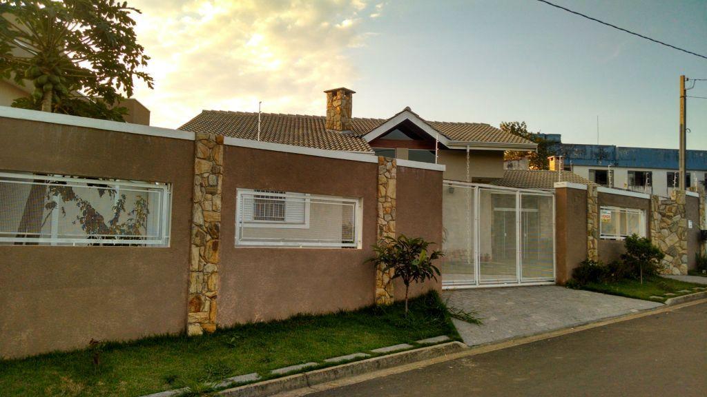 Casa residencial à venda, Vila Santista, Atibaia - CA0344.