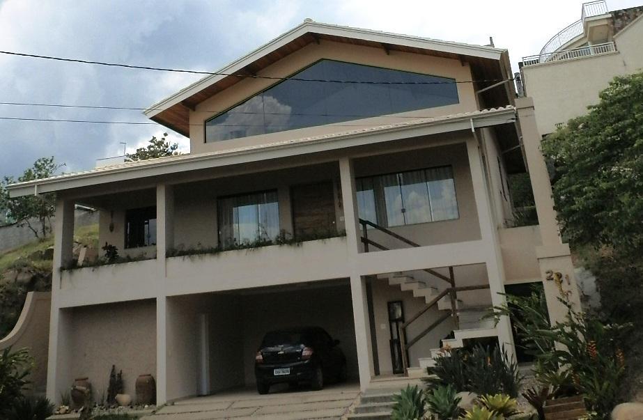 Casa residencial à venda, Condomínio Fechado, Atibaia - CA01...