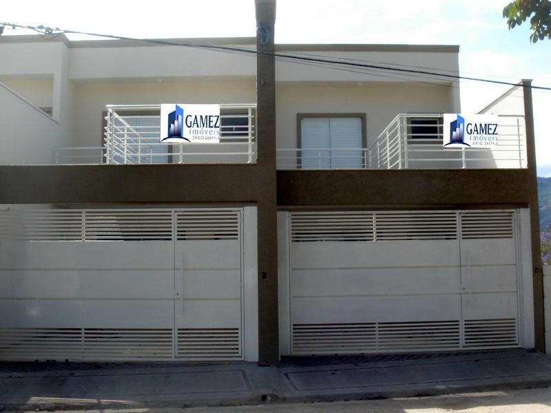 Sobrado residencial à venda, Jardim Paulista, Atibaia - SO01...