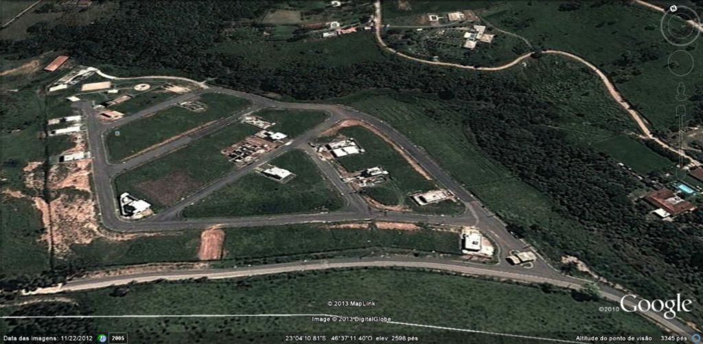 Terreno  residencial à venda, Condomínio Terra de Atibaia II...