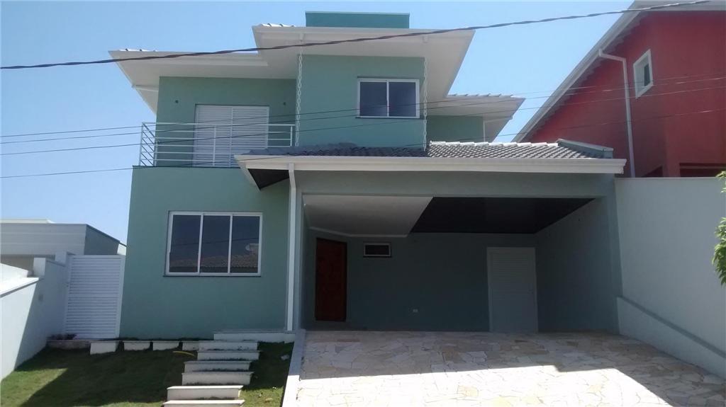 Sobrado residencial à venda, Condomínio Fechado, Atibaia - S...