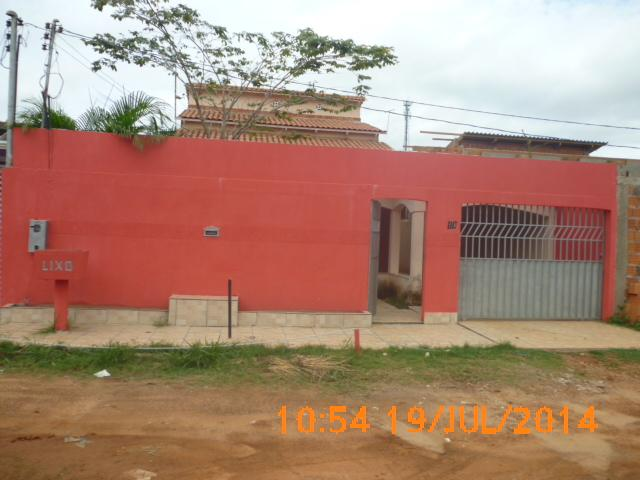 Casa Loteamento Santo Afonso Rio Branco
