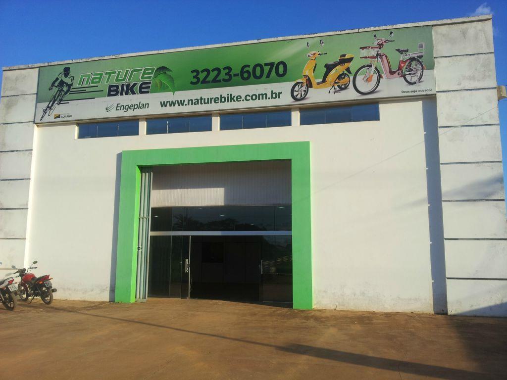 Galpão Distrito Industrial Rio Branco