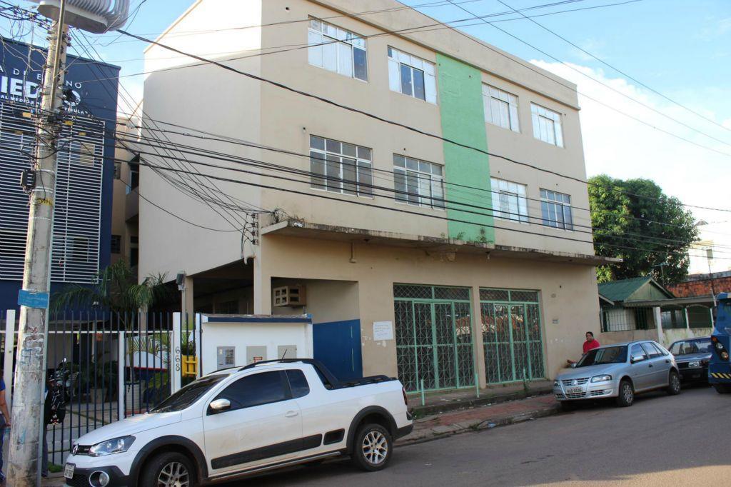 Prédio Bosque Rio Branco