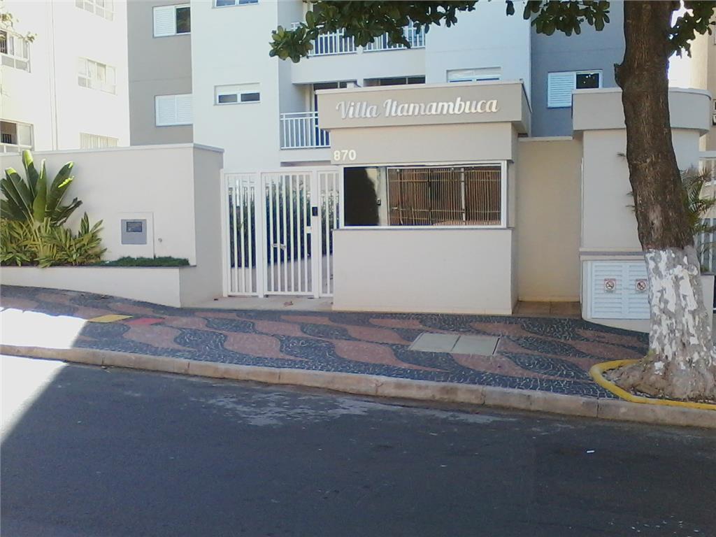 Apartamento residencial à venda, Bonfim, Campinas.