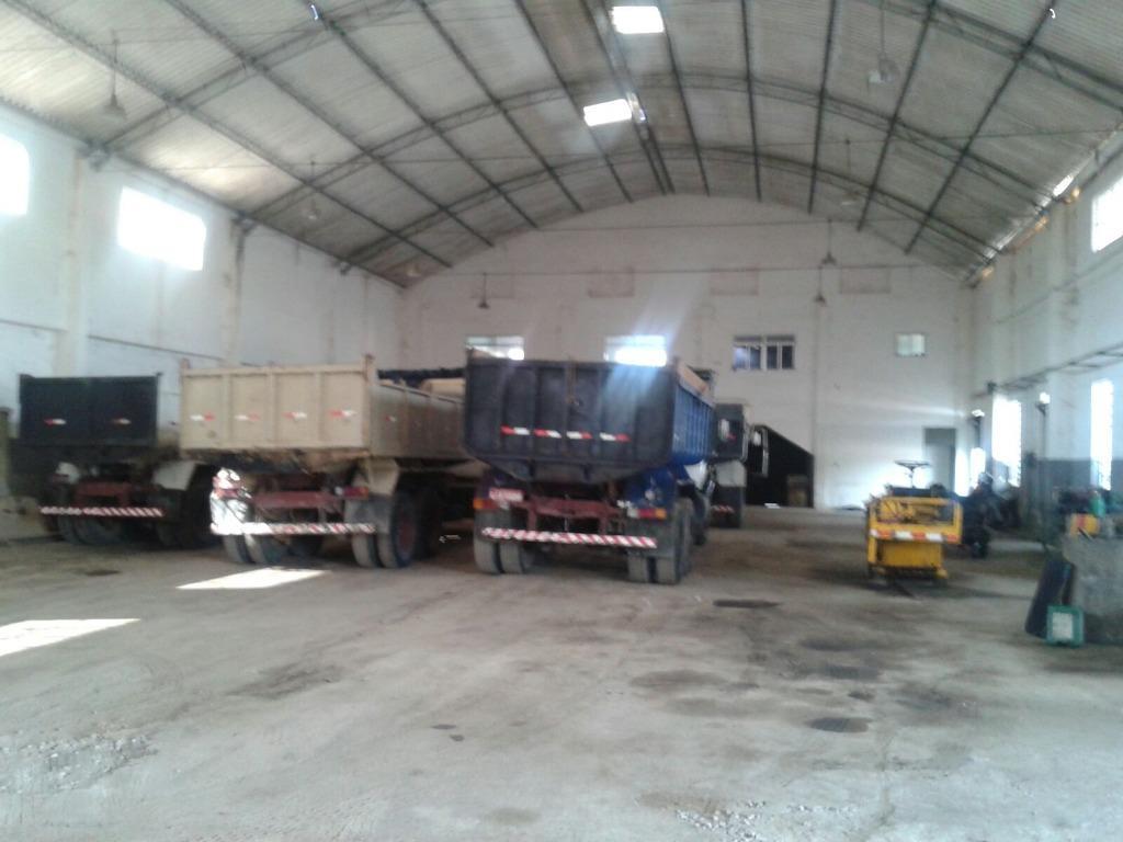 Galpão em Centro  -  Campos dos Goytacazes - RJ