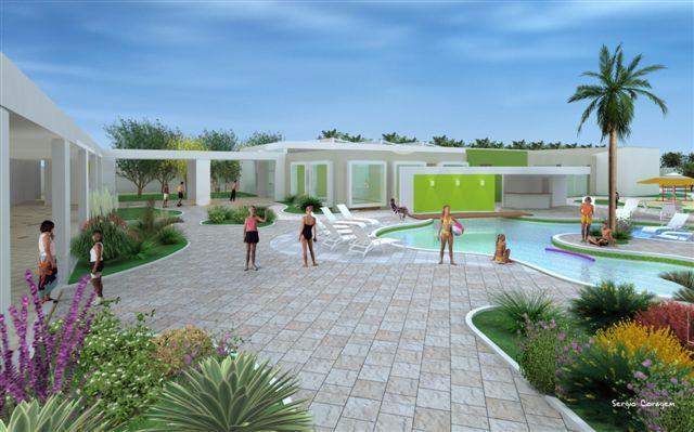 Casa em Parque Califórnia  -  Campos dos Goytacazes - RJ