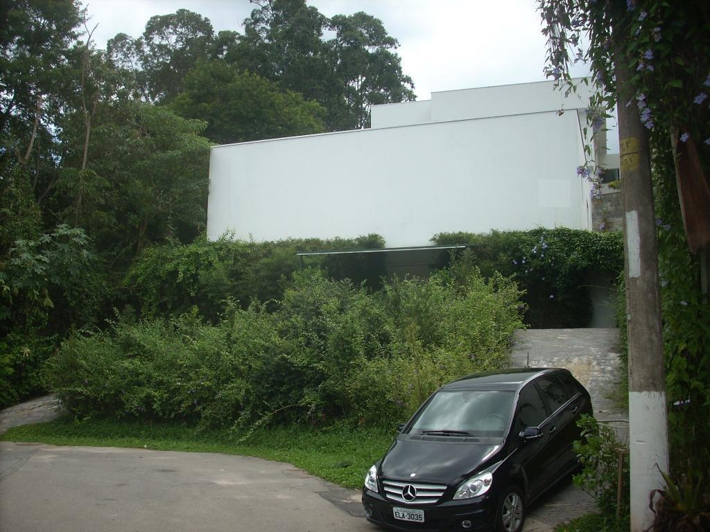 Casa residencial à venda, São Paulo II, Cotia - CA3132.