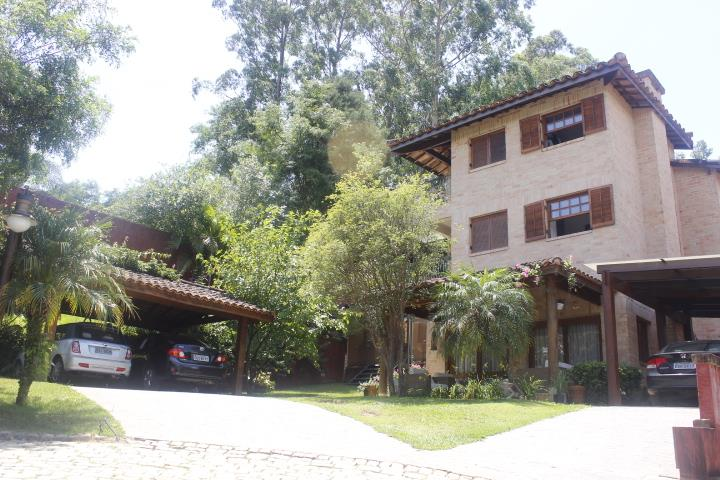 Casa residencial para locação, Chácara dos Lagos, Carapicuíb...