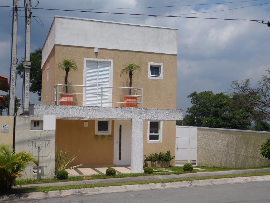 Casa residencial à venda, Terras de São Fernando, Cotia - CA...