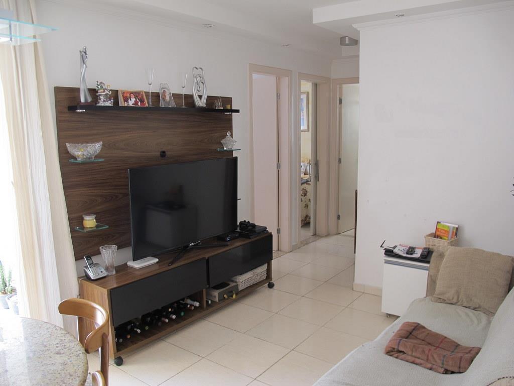 Apartamento  residencial à venda, Jardim Monte Santo, Cotia.