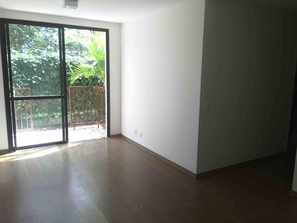 Apartamento residencial à venda, Granja Viana II, Cotia.