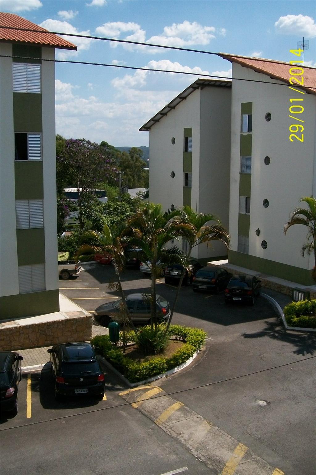 Apartamento residencial para venda e locação, Granja Viana I...