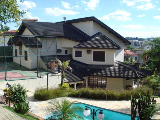 Casa residencial à venda, São Paulo II, Cotia - CA1587.