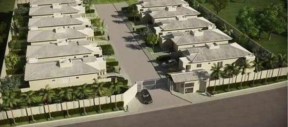 Casa residencial à venda, Residencial Ouro Branco, Vargem Gr...