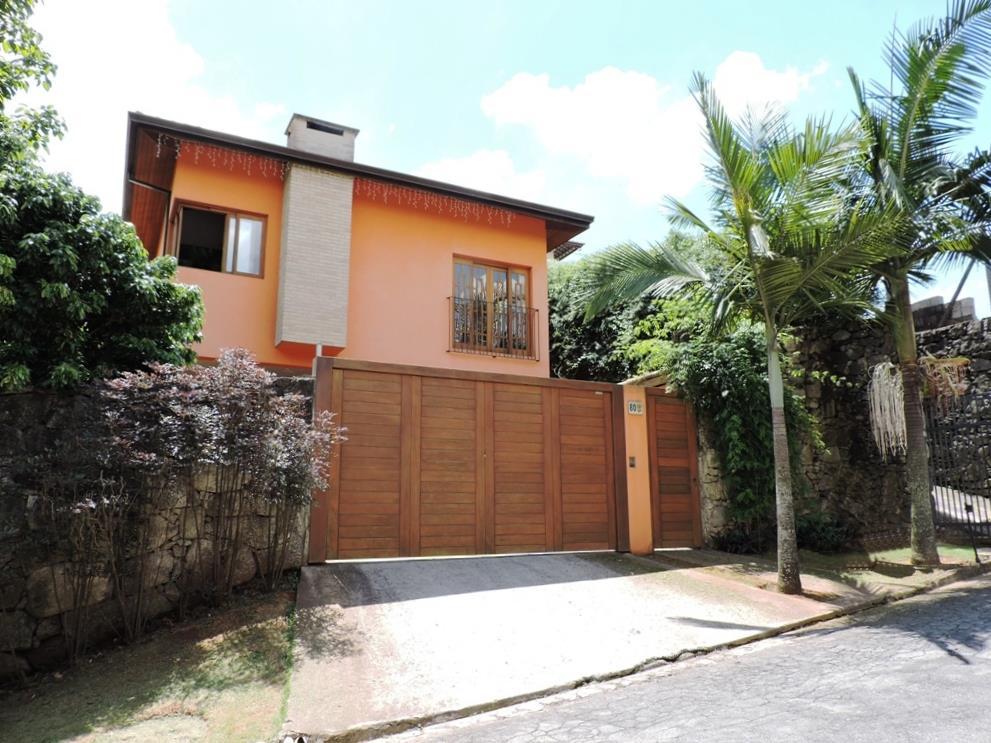 Casa  residencial à venda, Pousada dos Bandeirantes, Carapic...