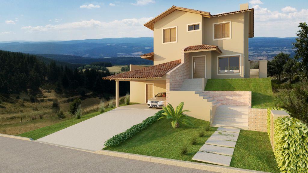 Casa  residencial à venda, Residencial dos Lagos, Cotia.